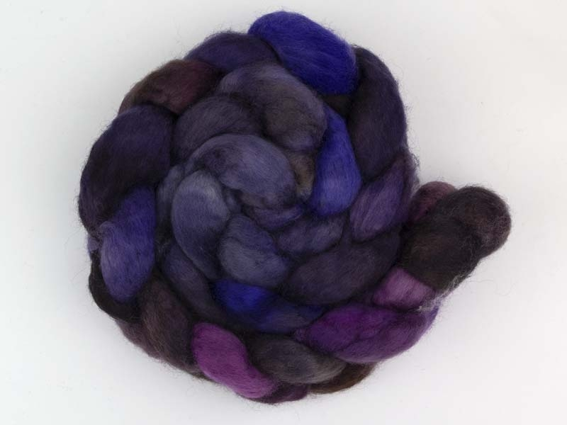 125g roving bluefaced leicester