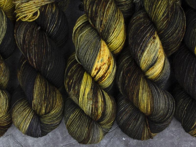 DRAKE - 100g Sockenwolle Merino