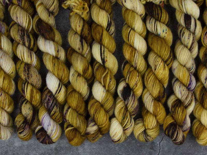 SONGBIRD - 20g mini sock yarn